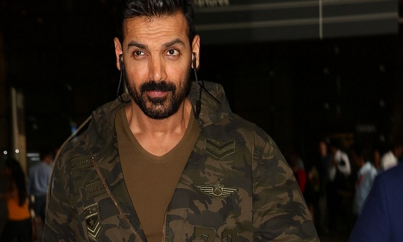 John Abraham's school crush story