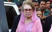 Order on Khaleda's bail in 3 cases Monday