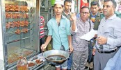 Mobile court fines two Baily Road eateries