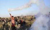 Israeli strike on Gaza militant post kills 2