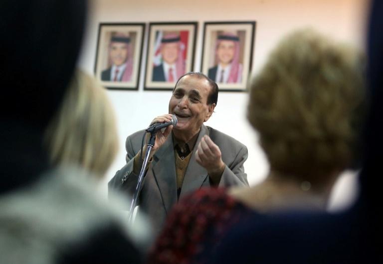 Jordan's veteran musicians revive Arab song