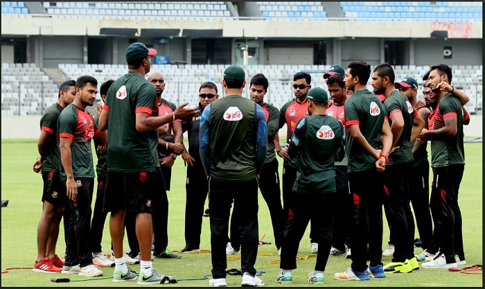 Tigers leave for India Tuesday