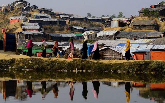 France gives $490,000 for Rohingya nutrition