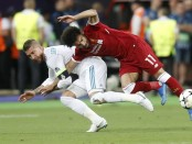 Egypt in rare unity over love for Salah, loathing for Ramos