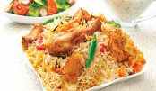 Tempting Chicken Biryani