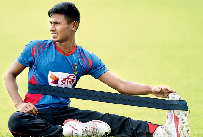 Fizz ruled out of T20I series against Afghanistan