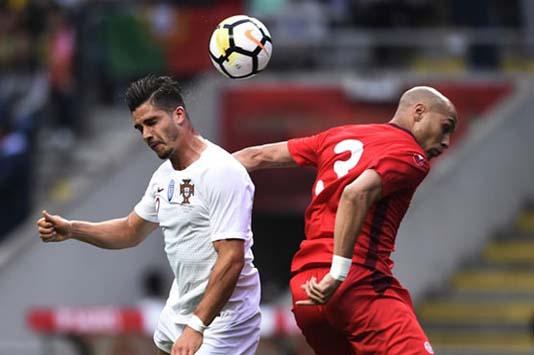 Ronaldo-less Portugal held by Tunisia
