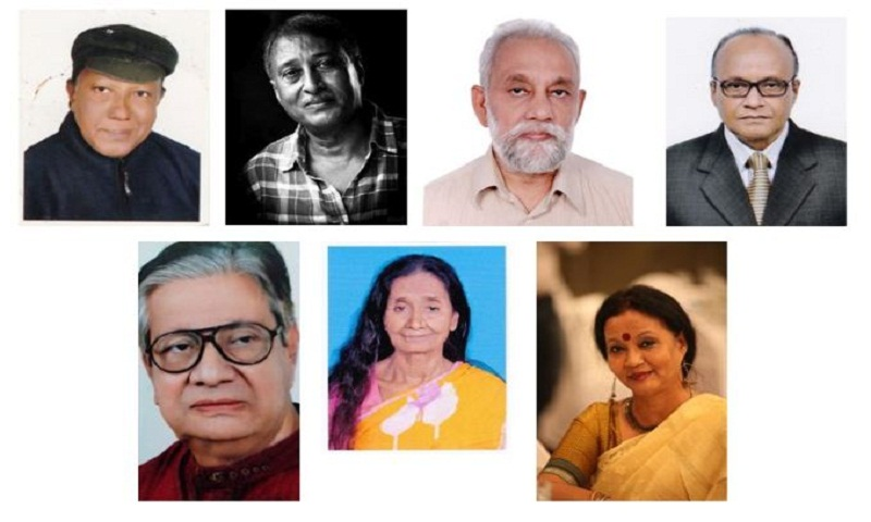 Seven conferred 'Shilpakala Padak 2017'