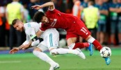 Egyptian lawyer files €1 billion lawsuit against Ramos over Salah challenge