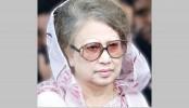 Supreme Court stays Khaleda's bail in 2 cases until Thursday