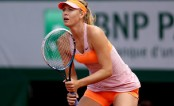 Sharapova through to round two of French Open