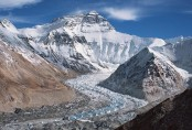 Tibet gets warmer, wetter