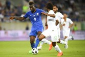 Balotelli scores on return as Italy beats Saudi Arabia 2-1