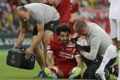 Egypt star Salah to travel to Spain for treatment: federation