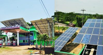 Sylhet's 1st solar charging station to start service this week