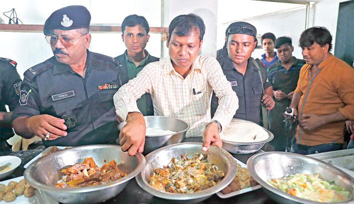 Food adulteration rampant