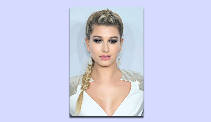 Hailey Baldwin wanted to be a doctor