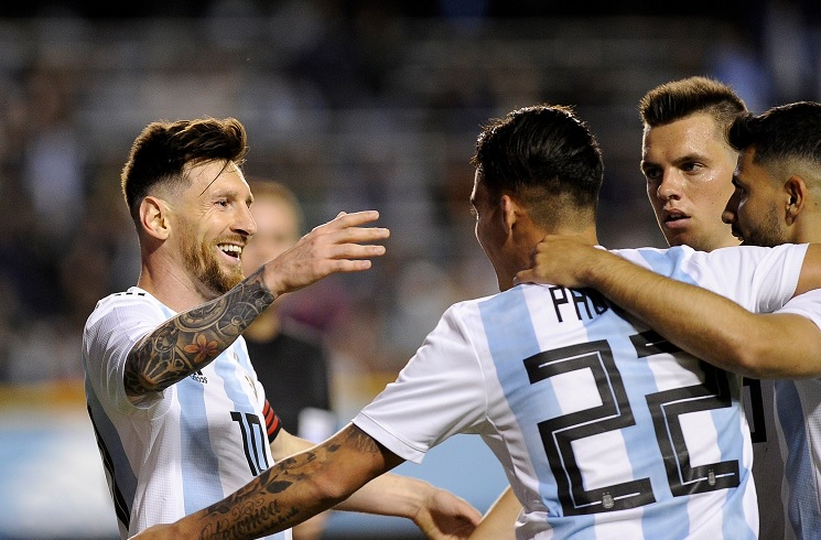 Argentina beats Haiti in friendly as Lionel Messi registers hat trick