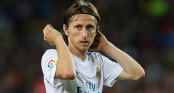 Modric, from child refugee to Croatia's World Cup captain