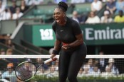 Way to go, Mom: In Paris, Serena Williams wins Slam return