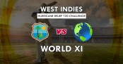 T20I: Windies, World XI meet at Lord's Thursday