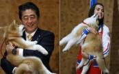 Japan keeps word, gifts Akita dog to Russian skater Zagitova