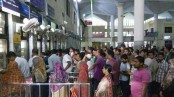 Advance rail ticket to be sold from June 1