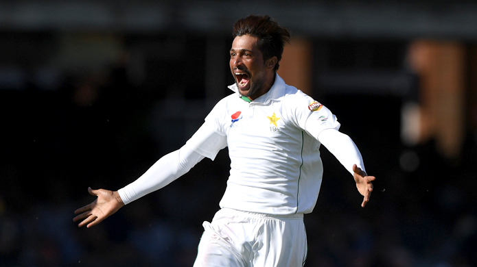 Amir sets sights on win of a lifetime