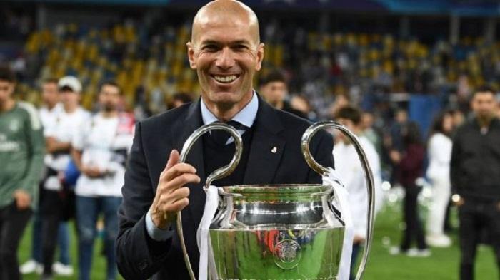 Zinedine Zidane to leave Real Madrid coaching