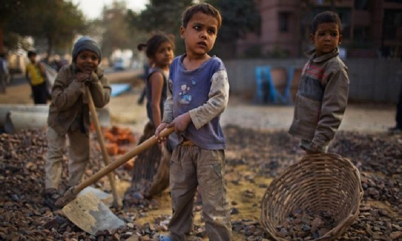 Save the Children report says 1.2bn children at risk