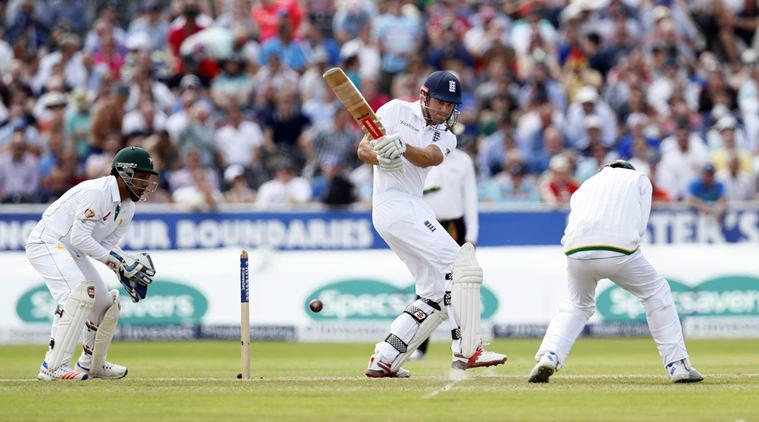 England v Pakistan 2nd Test teams