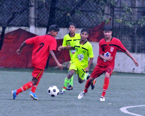 National School Football: Natore, Nilphamari register win