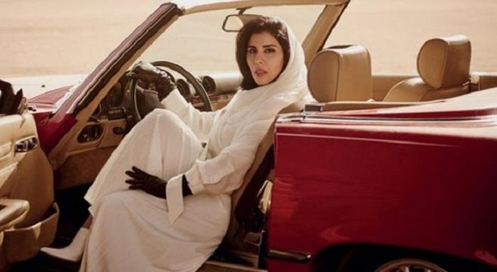 Vogue defends Saudi princess cover after backlash