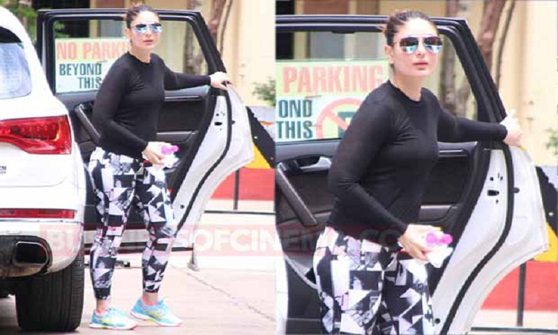 Kareena Kapoor Khan gives a fitting reply to trollers who commented on her outfits