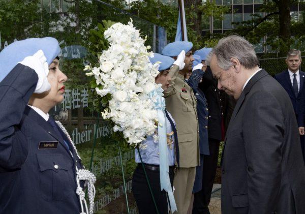 4 Bangladeshi fallen peacekeepers honoured in UN