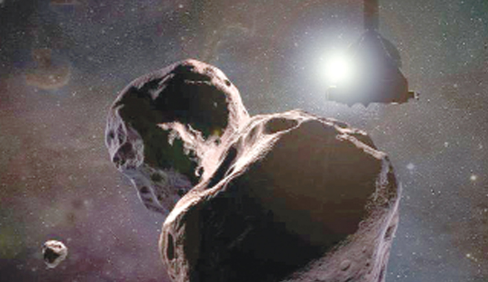 Methane ice dunes  found on Pluto