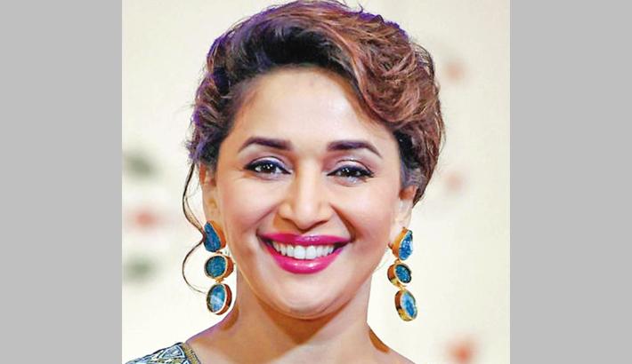 I had no ambition to become an actress: Madhuri
