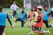 Neymar fitness in the spotlight as Brazil face Croatia