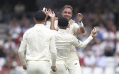 England dominates Pakistan, Broad hits out at Vaughan