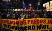 Brazil Petrobras oil boss Pedro Parente resigns amid protests