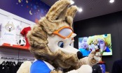Meet Zabivaka, the wolf — official mascot for 2018 FIFA World Cup Russia