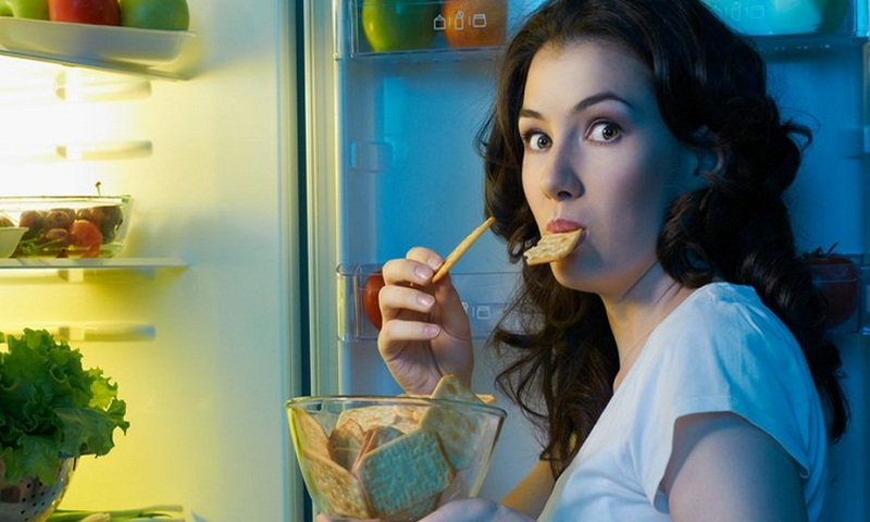 Night time snacking linked with poor sleep, obesity