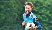 Neymar fitness in spotlight as Brazil face Croatia