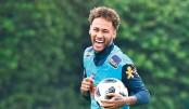 Neymar fitness in spotlight as Brazil face Croatia