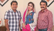 Mosharraf, Shokh and Shamim to share screen