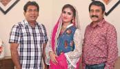 Mosharraf, Shokh and Shamim to share screen