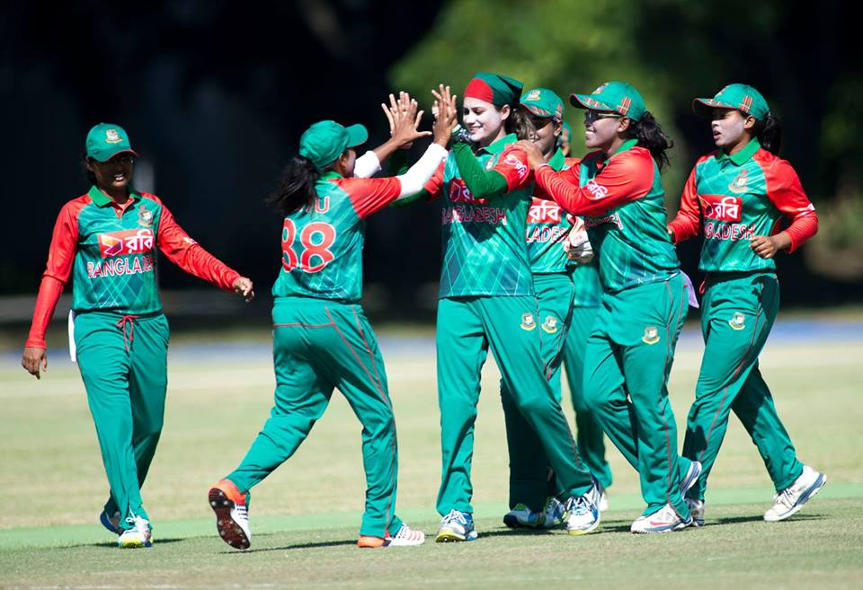 Tigresses beat Pakistan by 7 wickets in T20 Asia Cup