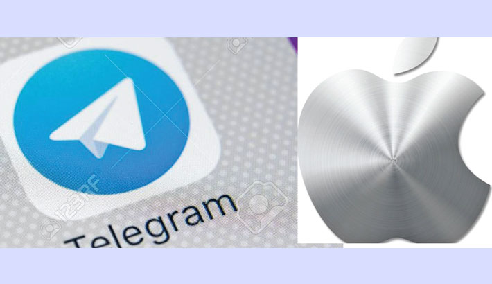 Apple approves Telegram app