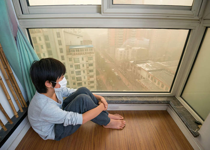 Tips to avoid indoor air pollution