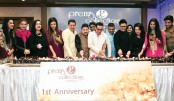 Prem's Collections' First Anniversary Celebrated